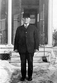 Davis Rubin about 1930