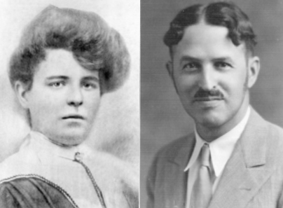 Ida Rubin and Herman Wilensky