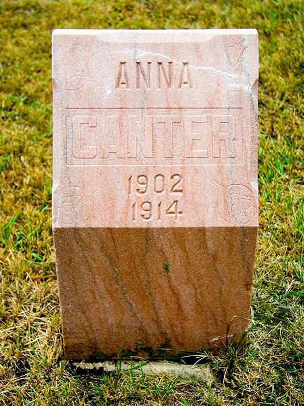 Anna Canter 1902-1914